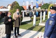 Photo of Na Kovačima obilježena 17. godišnjica smrti Alije Izetbegovića