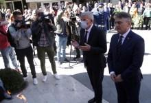 Photo of Džaferović i Komšić: Fašistička ideologija je itekako živa u BiH