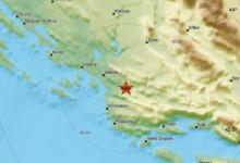 Photo of Kod Šibenika potres 4.7 prema Richteru, nisu prijavljene veće štete