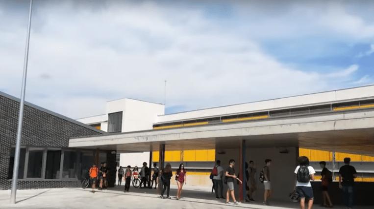 El nou edifici de l'IES Leonardo da Vinci, inaugurat
