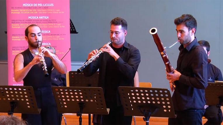 L'Orquestra Simfònica Sant Cugat ofereix dos nous concerts del Cicle de Música de Cambra
