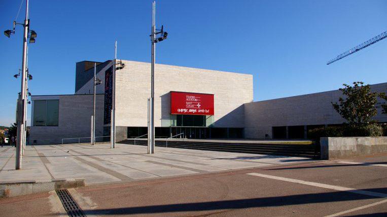 El Teatre-Auditori tanca la temporada dels 25 anys amb més de 130.000 espectadors i presenta ja la propera