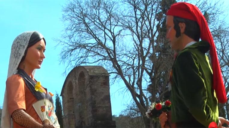 """Els santcugatencs tornen a """"fer poble"""" a l'Aplec de Sant Medir 2019"""