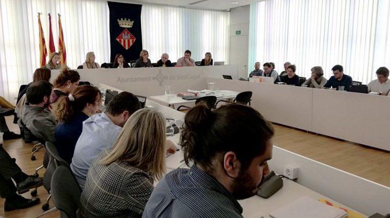 """L'alcaldessa acusa l'oposició de no fer la seva feina: """"L'oposició té l'obligació de mirar-se els expedients"""""""