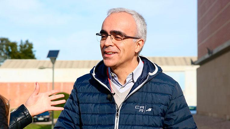 Ramon Terrassa, director del CAR Sant Cugat