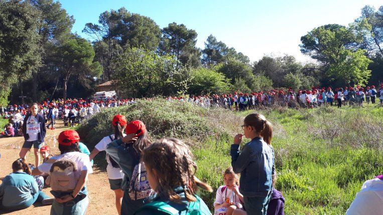 Ja es coneixen els resultats per escoles de La Marxa Infantil 2019