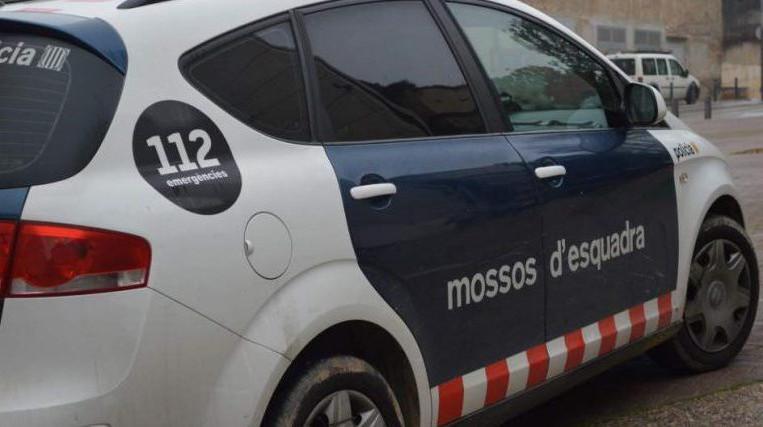 mossos-cotxe