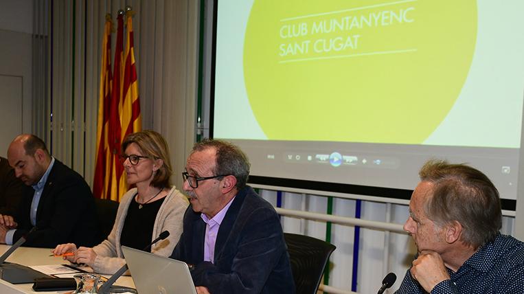El 2019 el Club Muntanyenc celebra el 75è aniversari