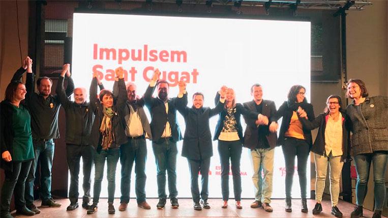 ERC-MES organitza l'acte central de campanya al Celler Cooperatiu