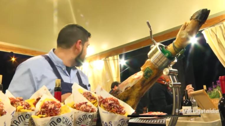 La 3a edició del Tastets del Ve de gust omple els carrers de Sant Cugat