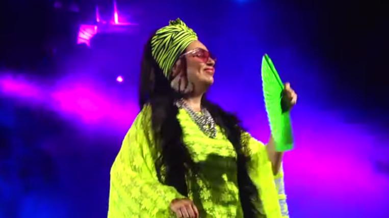 Marinah – Ojos de Brujo omple de rumba fusió reggae i sons llatins la nit de divendres