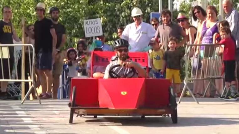"""La baixada de carros desafia l'onada de calor amb """"vehicles"""" cada cop més sofisticats"""