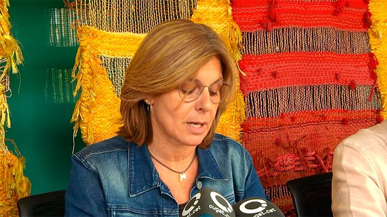 Carmela Fortuny va mantenir fins ahir al matí una proposta de pacte amb el PSC