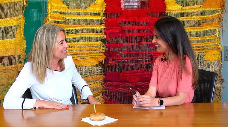 """Entrevista a Mireia Ingla: """"El canvi no el podem fer amb aquells  que han estat governant  durant 32 anys"""""""