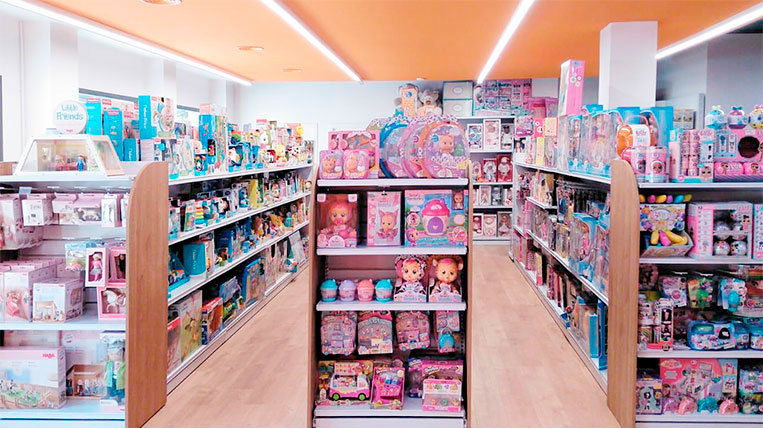 Pony Toys amplia la seva xarxa de punts de venda
