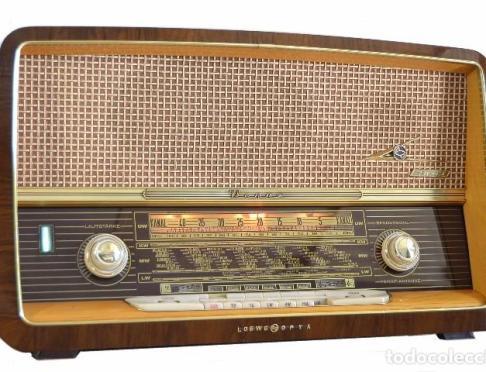 RADIO ANYS 50