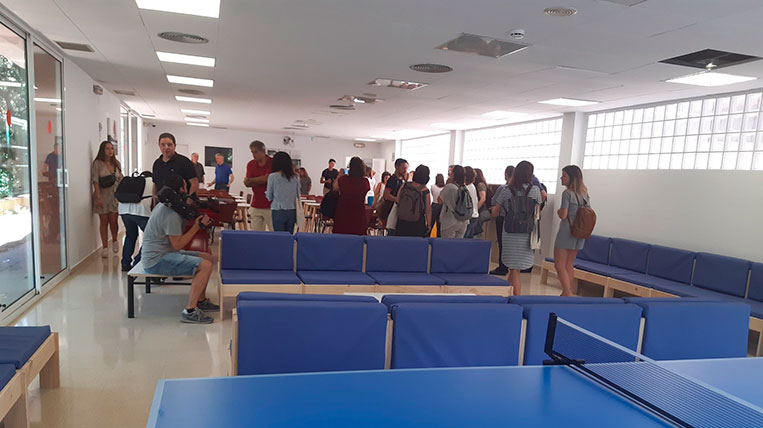 El nou centre provisional de menors no acompanyats obrirà aquesta setmana amb 50 places de capacitat