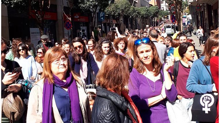 Hora Bruixa convoca una concentració davant de l'Ajuntament contra l'agressió sexual durant la Festa Major