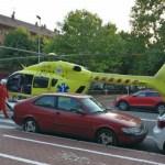 Mor la noia de la Fundació Catalònia, atesa per un helicòpter en plena Festa Major