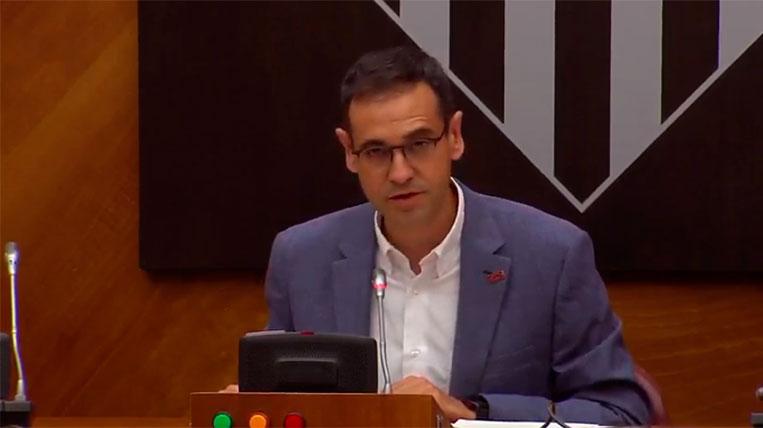 El PSC manté Ignasi Giménez com a president del Consell Comarcal, amb JuntsxCat i En Comú Guanyem