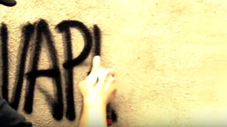 Sant Cugat es gasta 55.000 euros en netejar els grafitis i les pintades