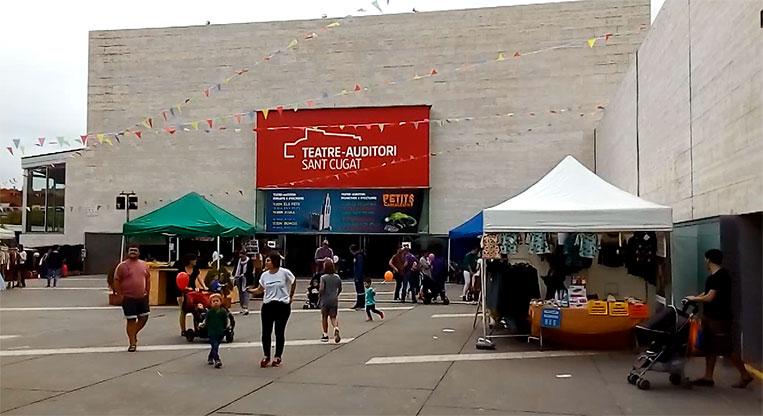 L'Ajuntament convoca un concurs públic per cobrir la plaça de director o directora del Teatre Auditori