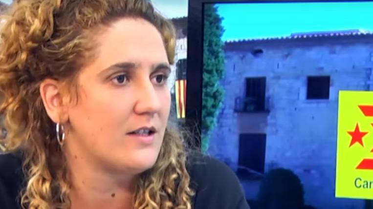 Núria Gibert, de la CUP, afirma que el partit es presenta a les generals per l'excepcionalitat del país