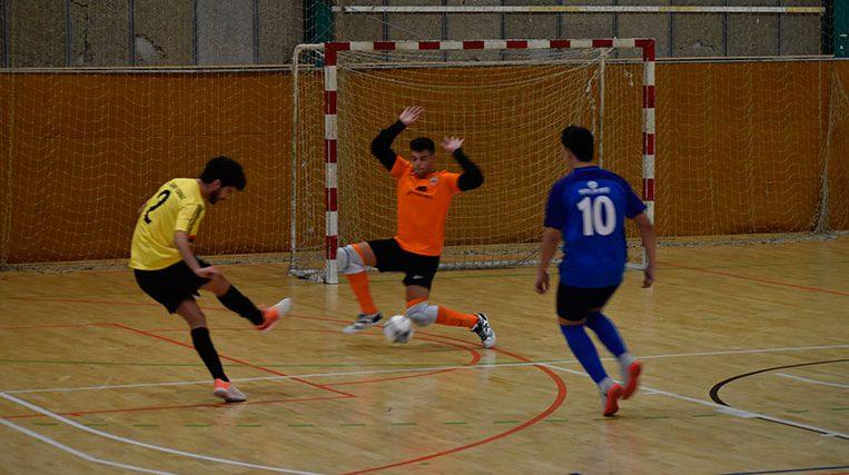El Futbol Sala Sant Cugat encadena la tercera victòria consecutiva