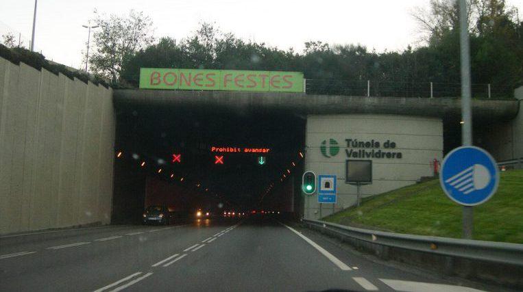 Un motorista, veí de Sant Cugat, perd la vida en un accident als Túnels de Vallvidrera