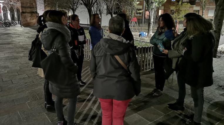 Sant Cugat inicia unes marxes exploratòries per detectar els espais que generen inseguretat a les dones