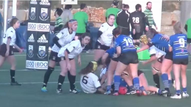 club-rugby-santcugat-femeni-debut