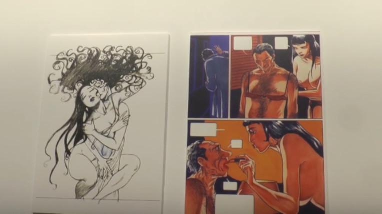 """El Museu del Còmic inaugura l'exposició """"Amb veu pròpia: les dones cos a cos"""""""