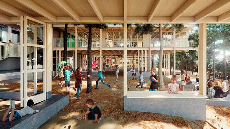Tots els partits del ple voten a favor d'accelerar els tràmits urbanístics del nou edifici de La Mirada