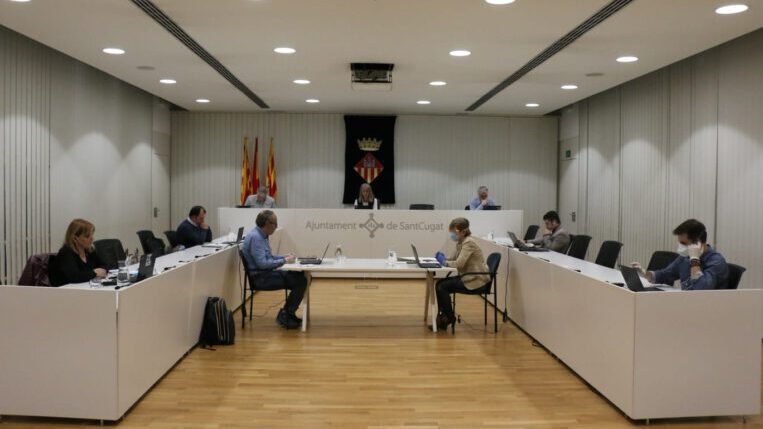 El ple aprova destinar més de 7 milions d'euros per fer front a la crisi del coronavirus