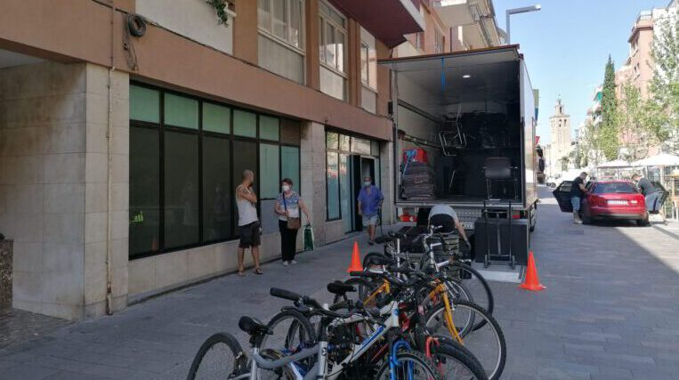 CaixaBank tanca la històrica oficina de l'Avinguda Cerdanyola
