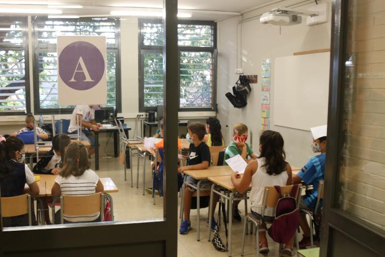 Fins a 21 centres escolars amb casos positius a Sant Cugat
