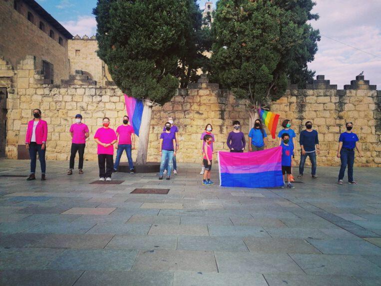 "LGTBI+ Sant Cugat reinvindica ""Bi-sivilitat"""