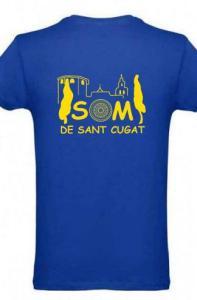 El grup Som de Sant Cugat impulsa una venda de samarretes solidària