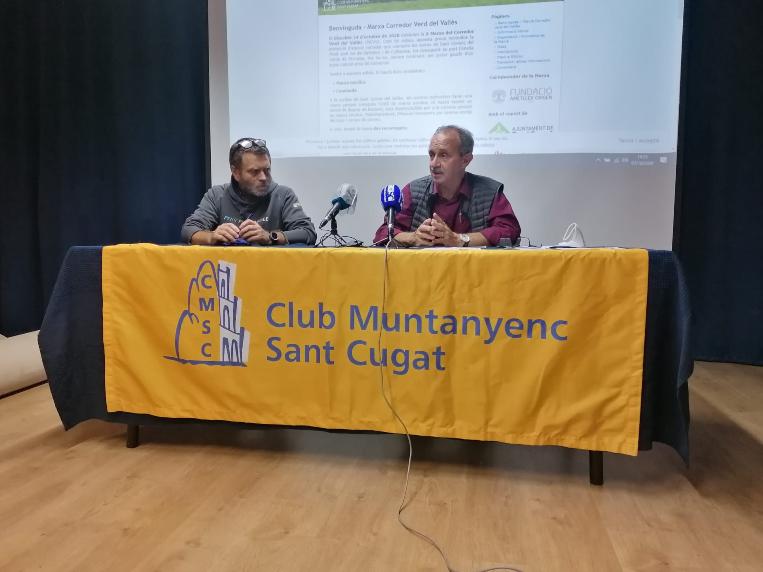 La 10a Marxa del Corredor Verd del Vallès se celebrarà el proper 24 d'octubre