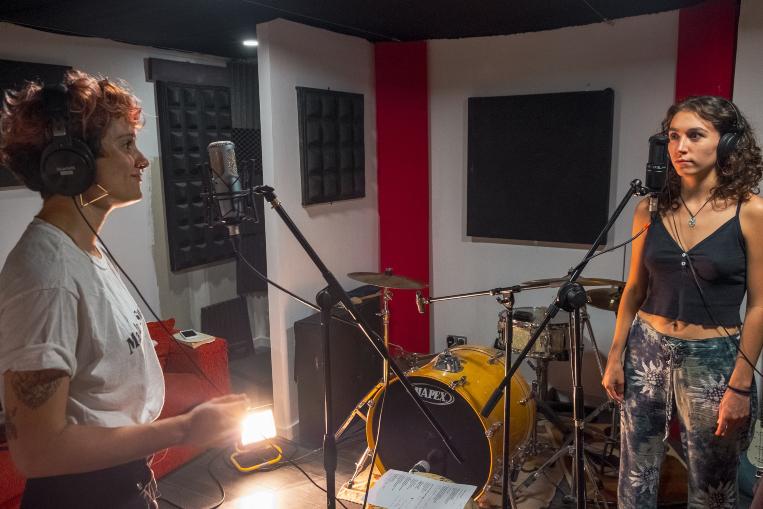 Sotasons estrena productora discogràfica i estudi de gravació