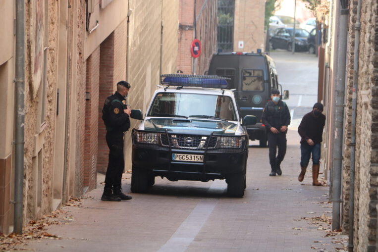 Detingut el santcugatenc Josep Lluís Alay