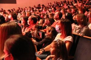 Més de 2.000 espectadors al festival Petits Camaleons tot i les restriccions