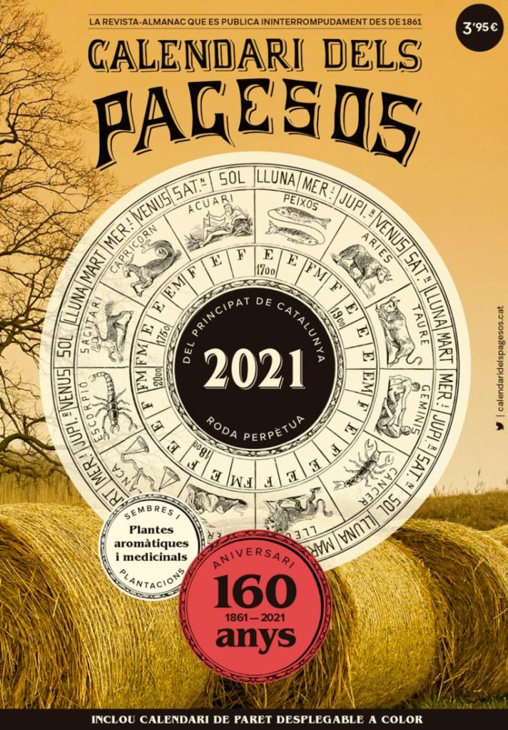 """El """"Calendari dels Pagesos"""" celebra el seu 160è aniversari"""
