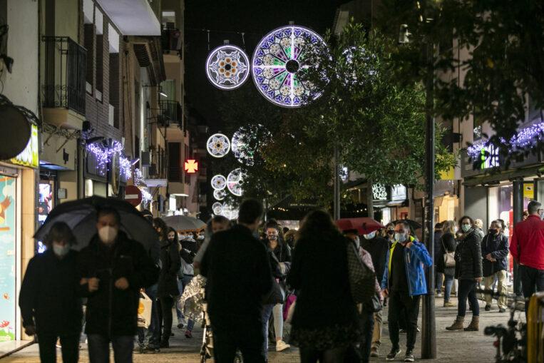 El comerç de Sant Cugat canvia el 6 pel 8 de desembre com a primer festiu d'obertura comercial de Nadal