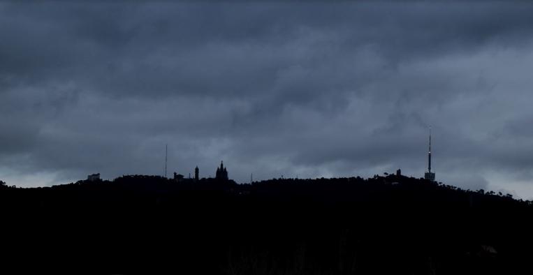 La borrasca Filomena deixa Sant Cugat sense afectacions importants