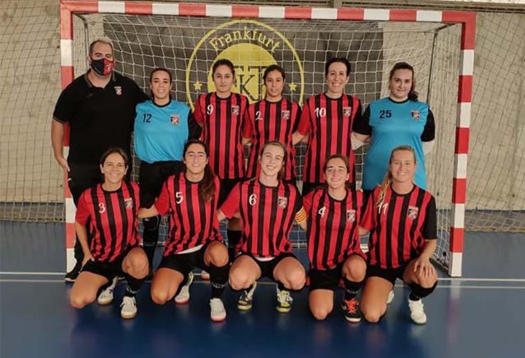 """El partit 8/5/21: Futbol Sala femení entre el  Sant Cugat F.S. """"A"""" i Badalona Futsal Iris """"A""""."""