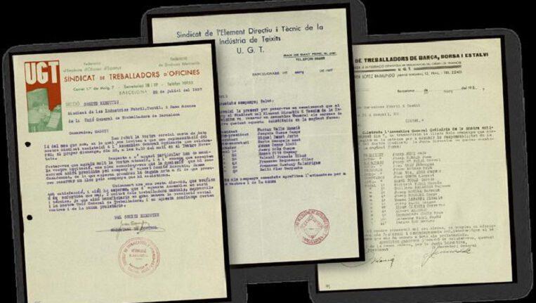 Ingressa a l'Arxiu Nacional la documentació pendent del darrer lliurament de l'Arxiu de Salamanca