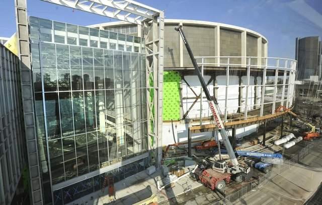 Detroit COBO Center