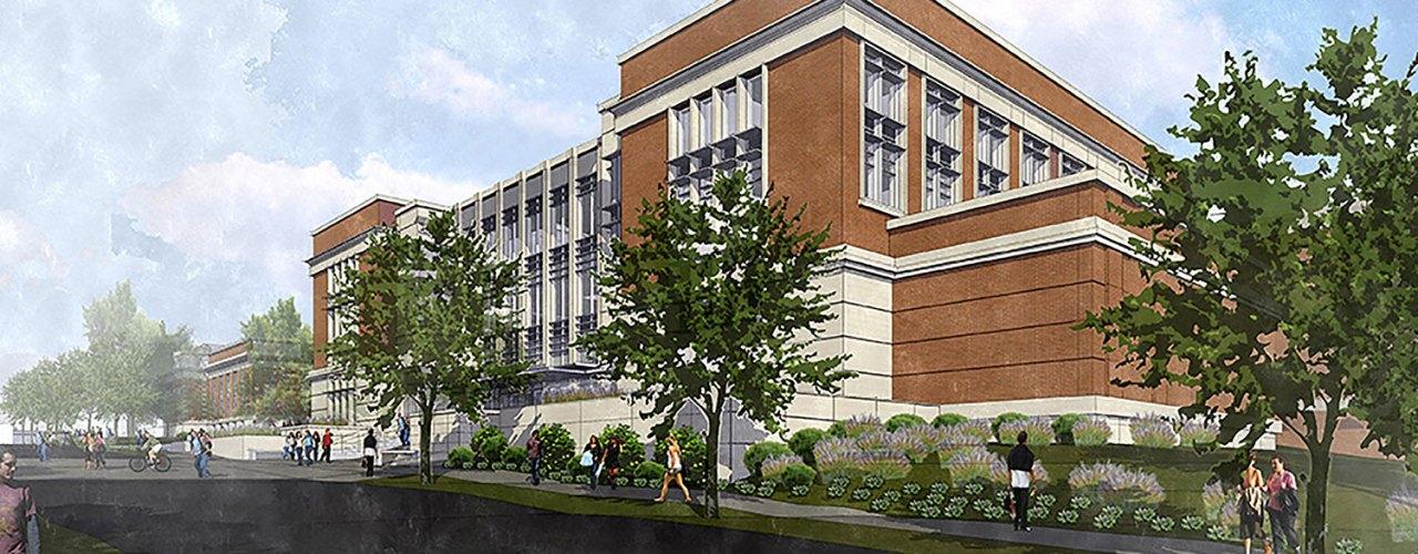 Auburn University Mell Classroom Building