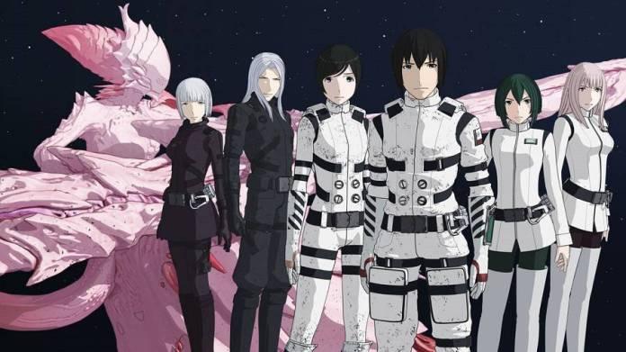 knights of sidonia season 3